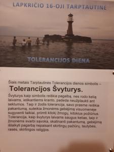 2019 Tarptautinės Tolerancijos dienos minėjimas Kelmės SMC